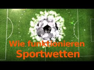 Wie Funktionieren Sportwetten